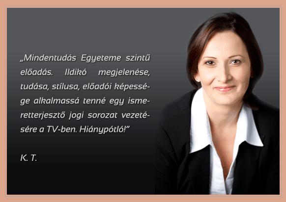 interjú Dr. Kocsis Ildikóval