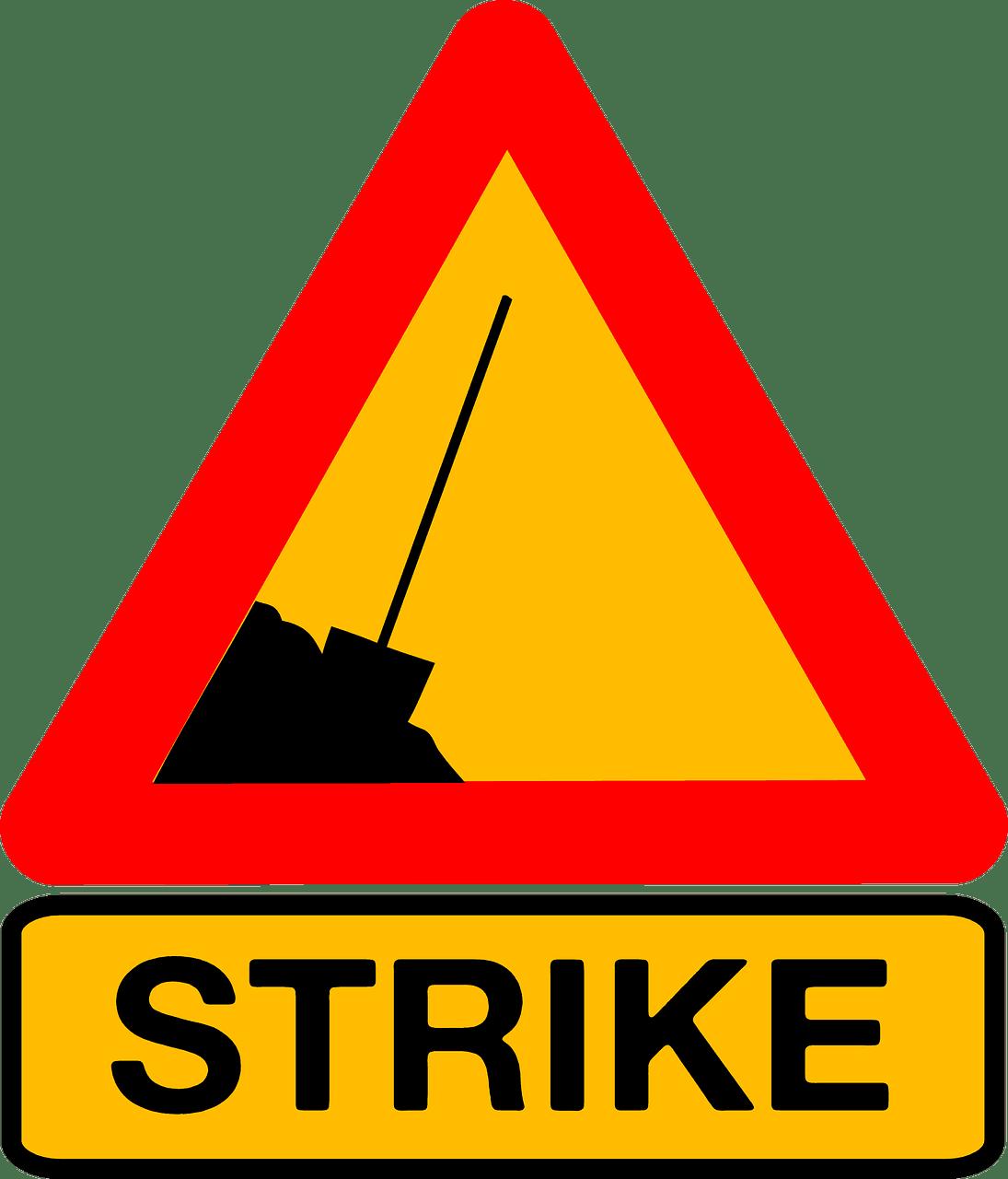 Hogyan jogszerű a sztrájk?
