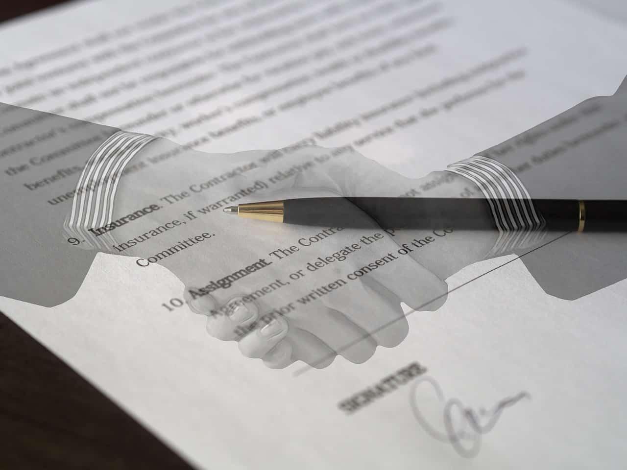 Írásbeli vagy szóbeli szerződés?