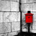 Céges postaláda