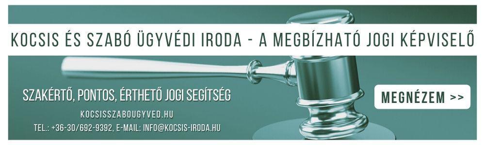 Kocsis és Szabó Ügyvédi Iroda - partner