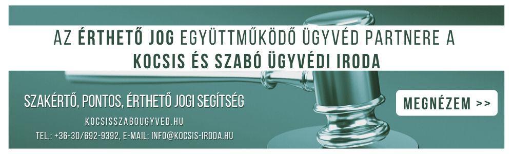 Kocsis és Szabó Ügyvédi Iroda banner 2