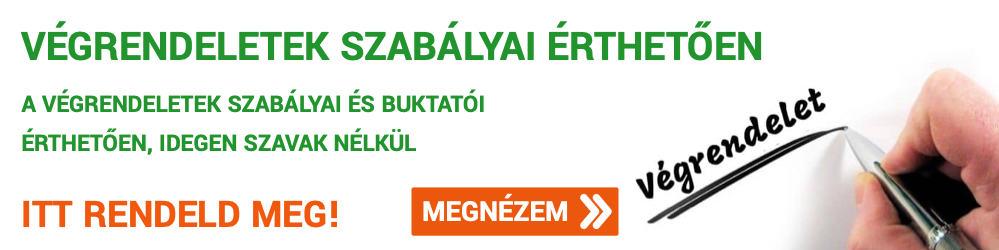 Végrendeletek szabályai érthetően banner